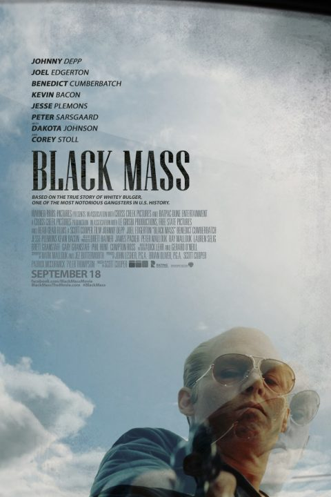 Black Mass Movie Poster