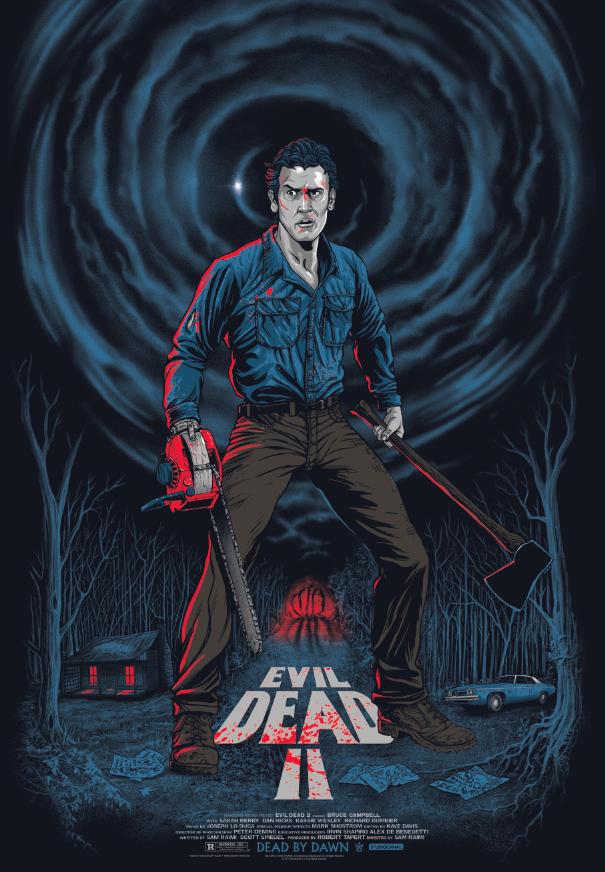 Evil Dead 2 Final Image Reg