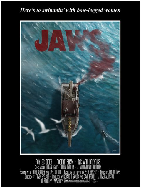 JAws – 1975 Variant