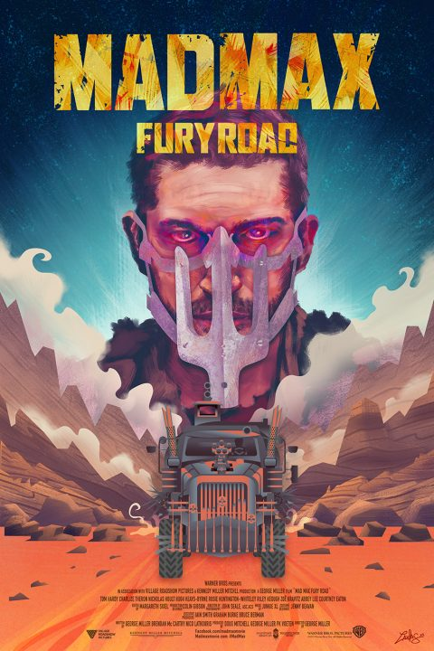 "Mad Max – ""Fury Road"" – Alternative poster"