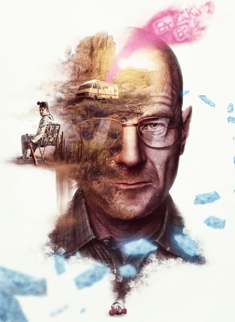 breaking bad tribute poster