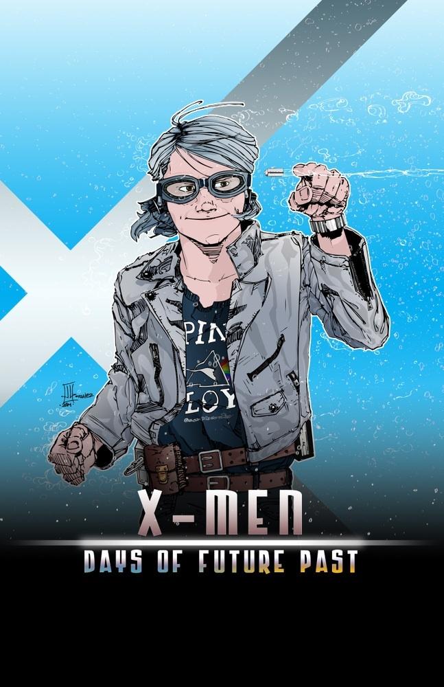 X Men Days Of Future Past Quicksilver Empire Quicksilver | X...