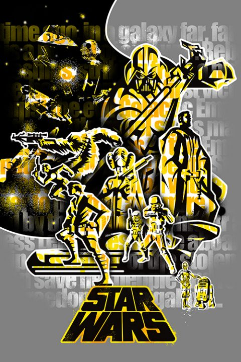 Star Wars Tribute