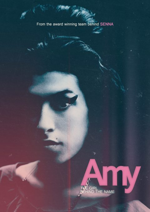 Amy – Alternative Poster Design Contest Entry