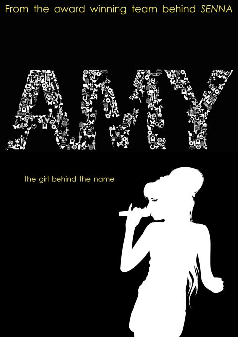 AMY alternative poster
