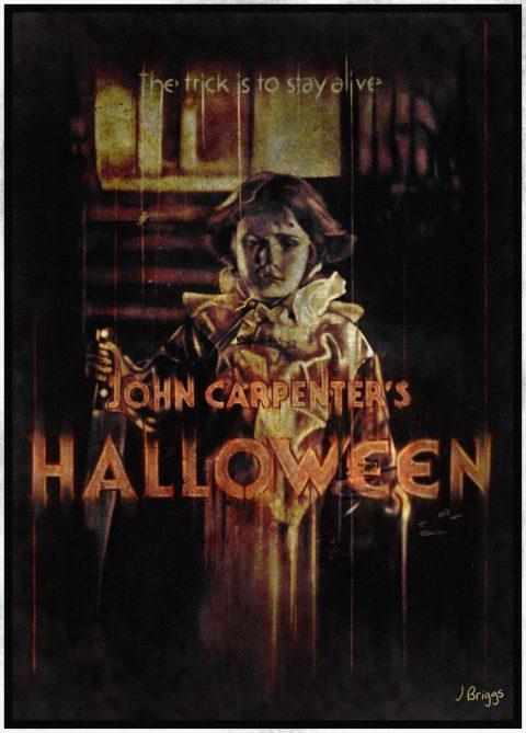Halloween (1978) Poster.