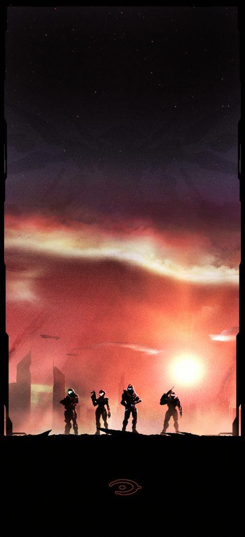Halo 5 – Fireteam Osiris