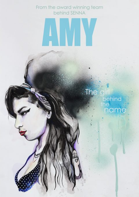The Blackest of Blues – AMY COMPETITION