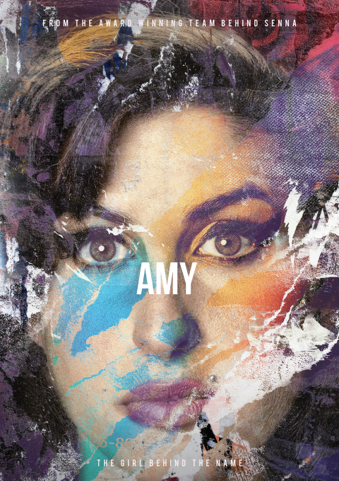 Torn Amy Póster.