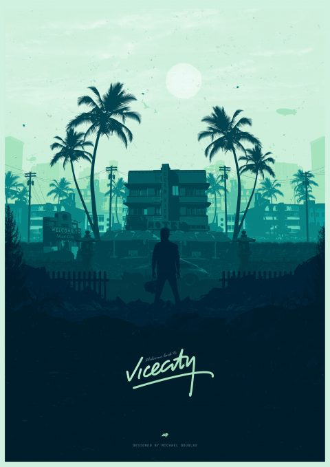 Welcome back to Vice City