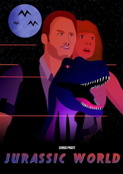 Jurassic World – Buddy up