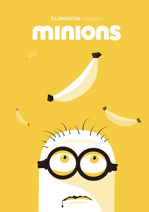 2 tone banana – Minions Competition