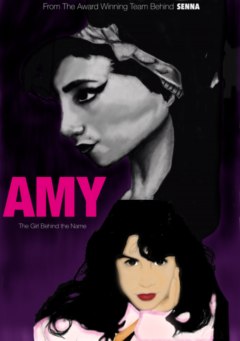 AMY-the girl behind the name
