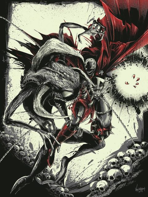 Spawn vs. Violator