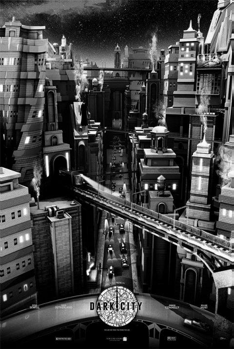 Dark City – Skyscape Edition