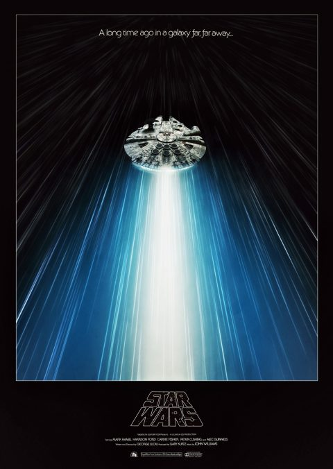 Star Wars – Pre-Release Poster