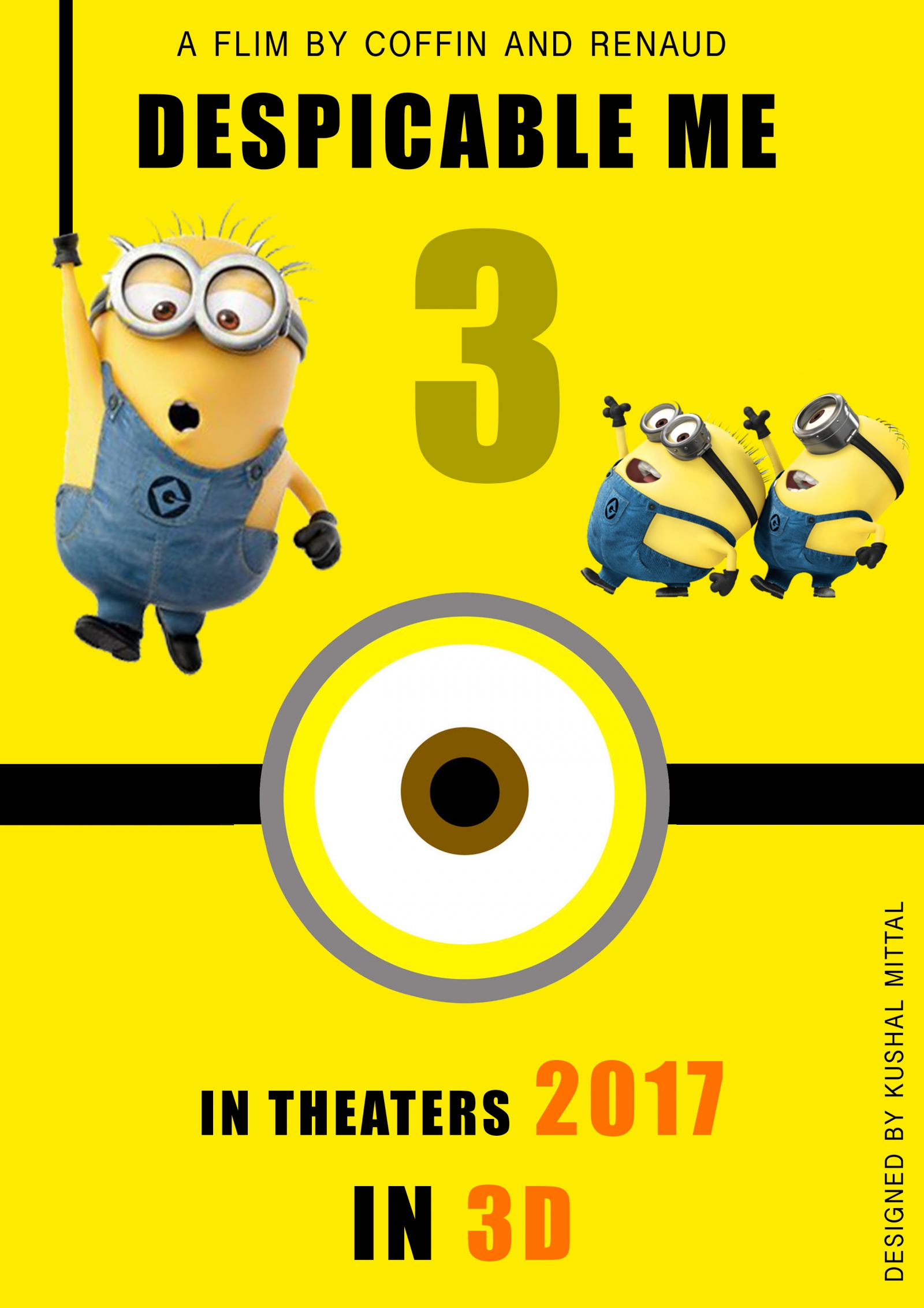 Image result for despicable me 3 official poster