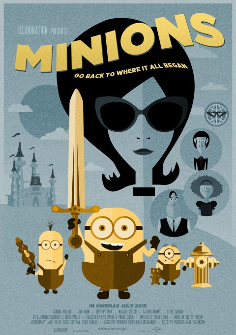 MINIONS – ALL HAIL KING BOB
