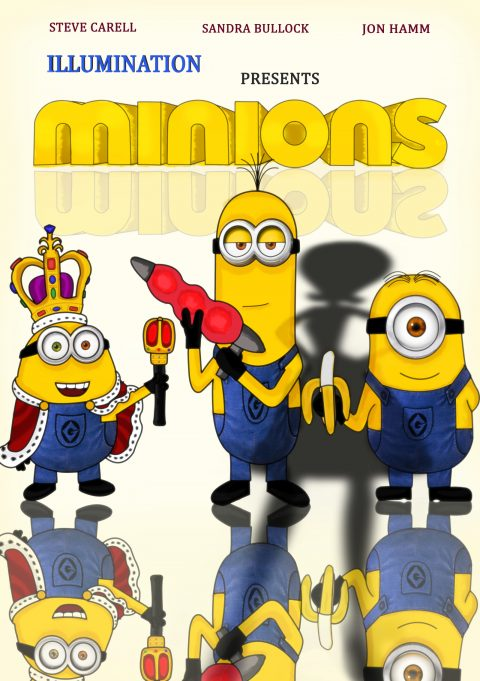 The Minions – Minions Competition