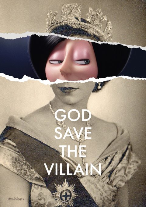 God Save The Villain