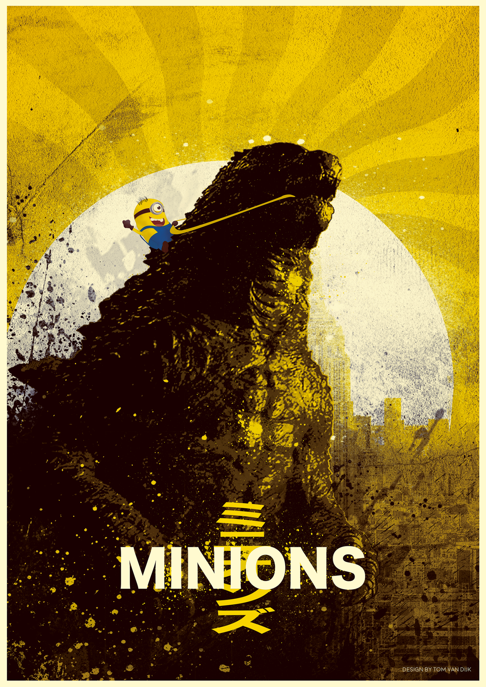 Minionzilla-A3-digital