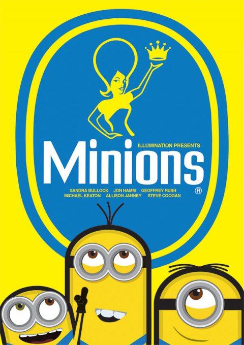 BANNANNAAAH! – Minions Competition