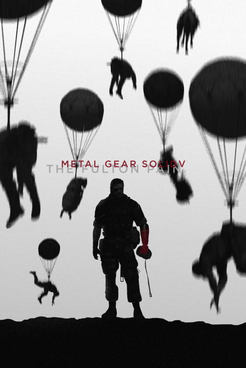 MGSV: The Fulton Pain