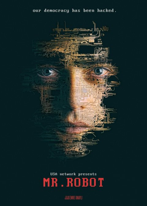 Mr. Robot – Key Art