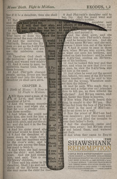 The Shawshank Redemption Alternate Poster