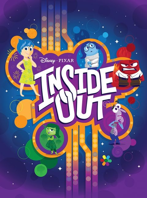Disney • Pixar Inside Out