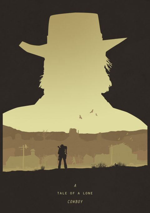 A Tale Of A Cowboy