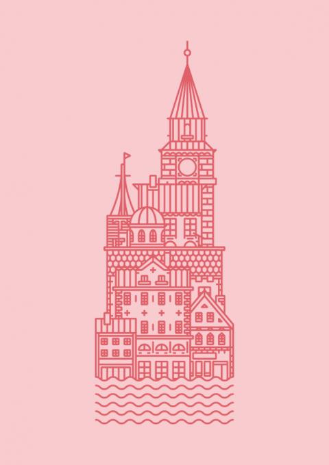 Cities: Copenhagen