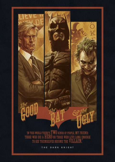 The Good, The Bat & The Ugly
