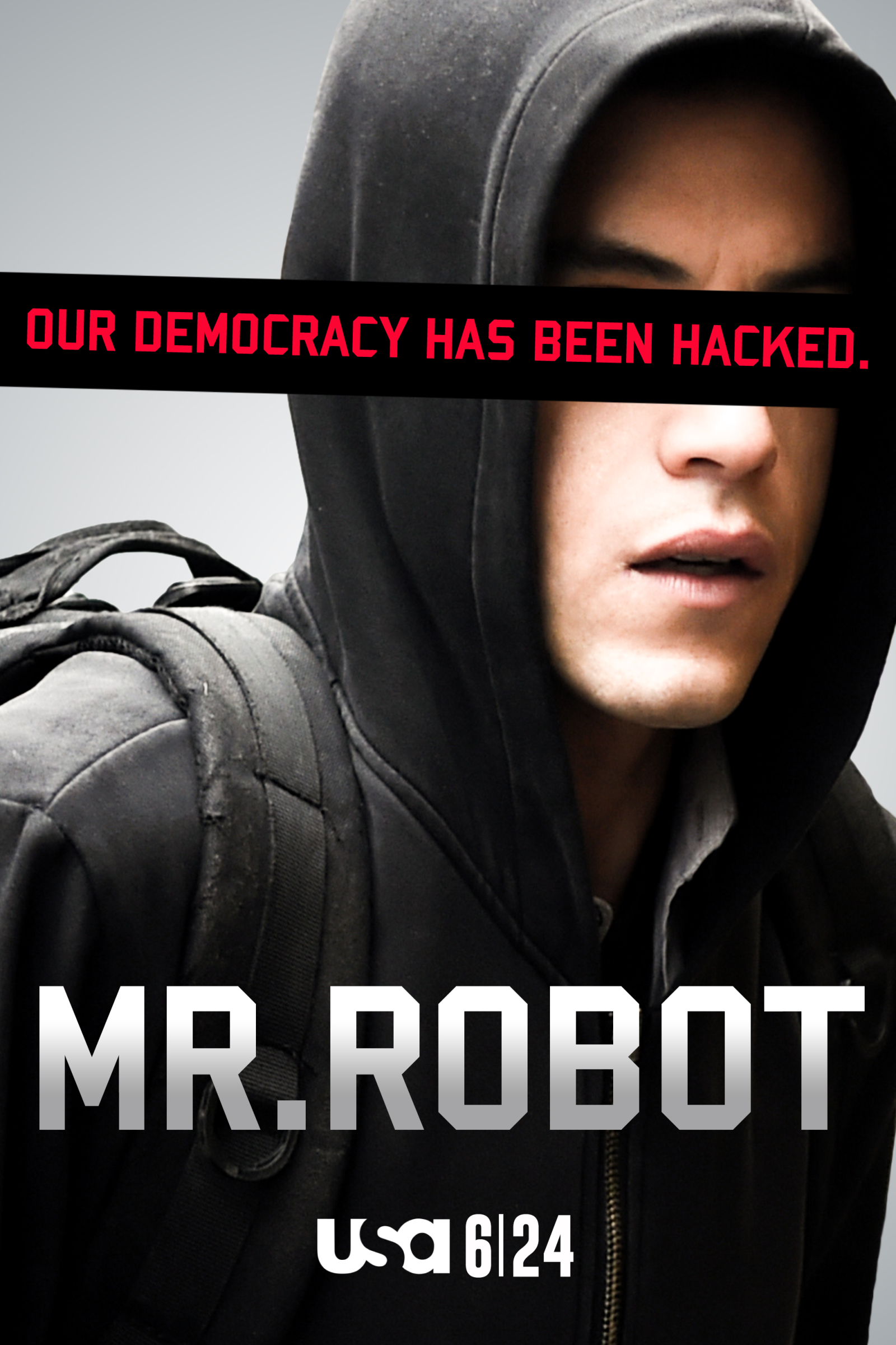 Image result for mr. robot poster