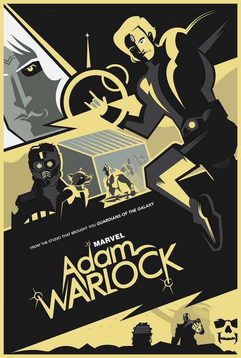 Marvel's Adam Warlock