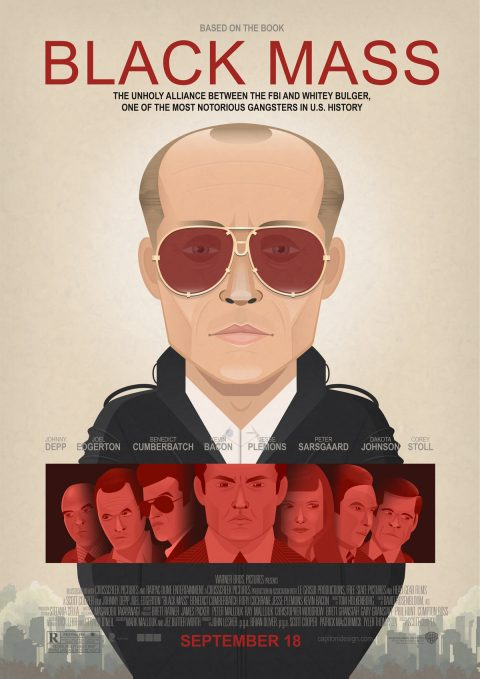 Black Mass vector