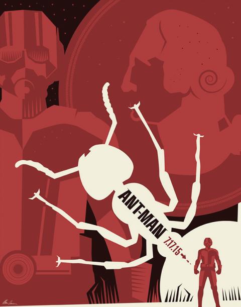 Marvel's Ant-Man.