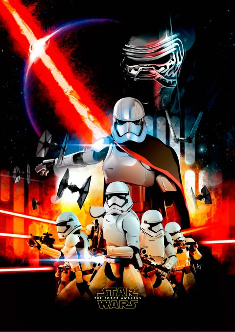 First Order Poster