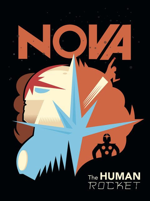 Nova Print Series: Richard Rider