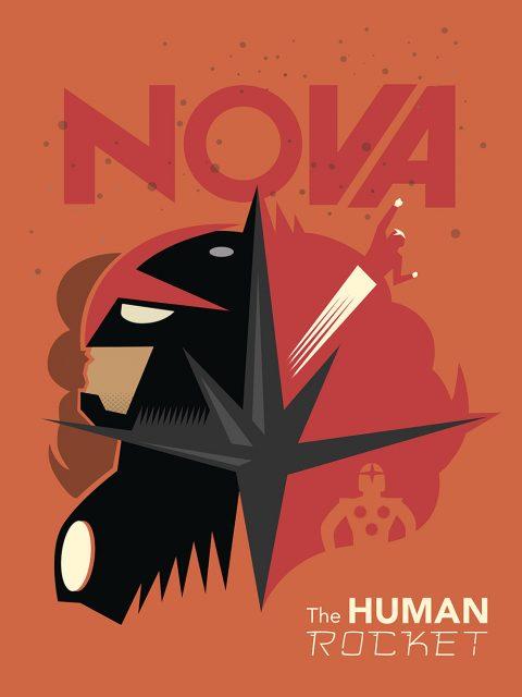 Nova Print Series: Sam Alexander