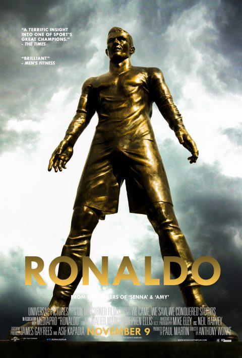 Ronaldo Movie Poster