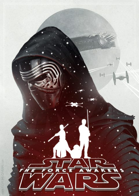 Star Wars – The Force Awakens contest entry