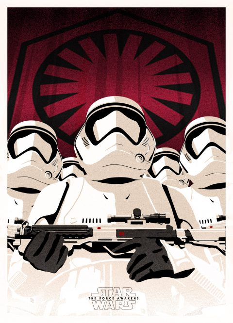 STAR WARS – STORM TROOPERS