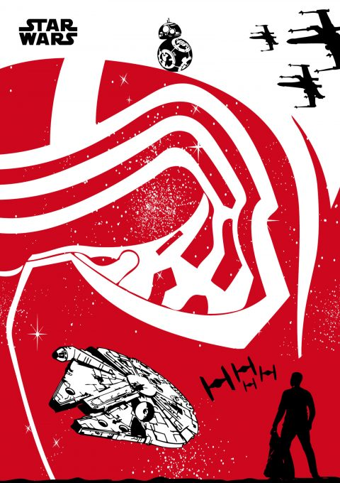 The Force Awakens by Chris Wykes