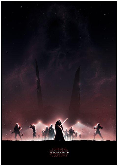 Star Wars Episode VII: The Force Awakens – The Dark