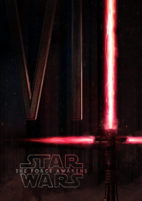 The Tangent Agency's Force Awaken Poster