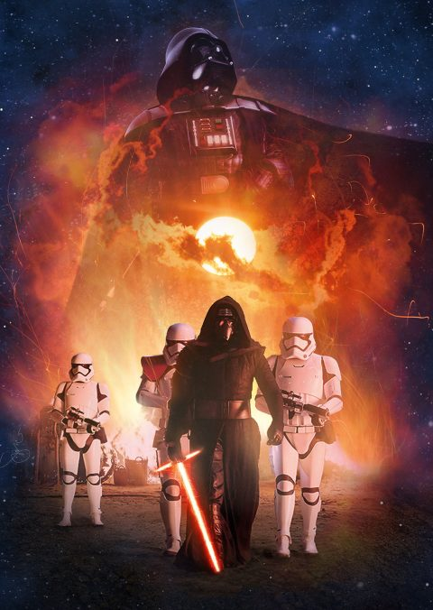 "The Force Awakens – ""Heritage"" Poster"