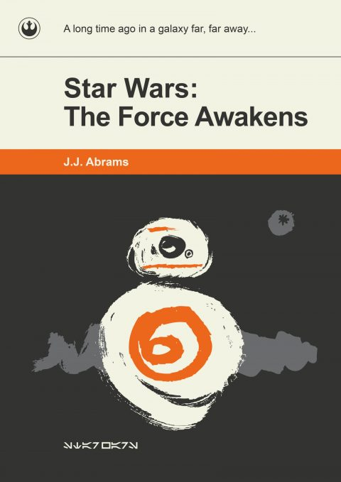 Star Wars: The Force Awakens (a novel)