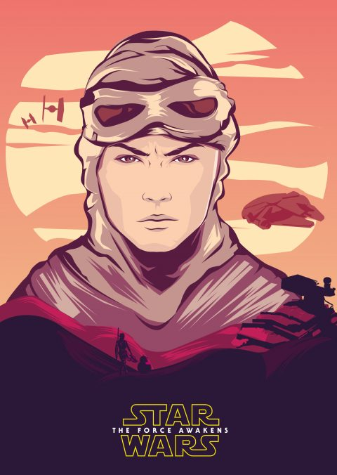 The Great Scavenger – The Force Awakens