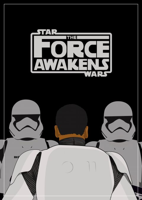 2.O Star Wars : The Force Awakens
